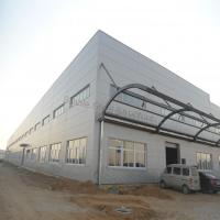 Buy cheap Prefab Workshop Steel Fabrication Construction with Nice Quality from wholesalers
