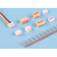 Buy cheap Waterproof 250VAC Nylon66 1.5mm Pitch Solder Wire Connector from wholesalers