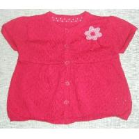 Wholesale Baby′s Lovely Sweater, Cotton Cardigan (SFY-A111) from china suppliers