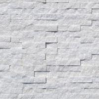 Wholesale Good quality Natural White Quartzite Stone Panel For Interior Wall  from China export by factory directly from china suppliers