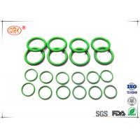 Green NBR O Ring With High Pressure And Oil Resistance For Machinary