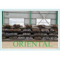 Quality High Precision Round Steel Rods , forging and casting grinding rod for Mining for sale