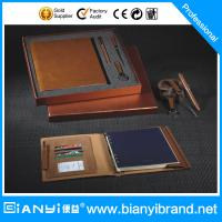 Wholesale Notebook gift set with pen and letter opener from china suppliers