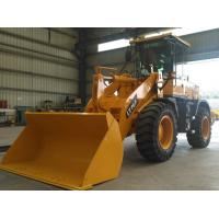 Wholesale 64kw Power 2 Ton Compact Tractor Front End Loader For Construction ISO Approval from china suppliers