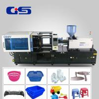 Wholesale Full Automatic Servo Motor Injection Molding Machine For Basket / Bucket / Planter from china suppliers