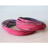 Wholesale 20*520mm, P60 Ceramic, Zirconia & Silicon Carbide Abrasive Sanding Belts from china suppliers