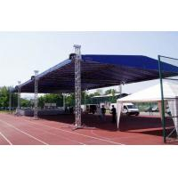 Buy cheap 400×400 mm Mobile Aluminum Box Truss Pa Wings System For Catwalk Show from Wholesalers