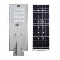Buy cheap 20W - 120W PIR Motion Sensor Aluminum LED Housing For All - In - One Solar from wholesalers