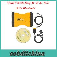 Buy cheap Multi Vehicle Diag Same Function As TCS With Bluetooth 2014.R2 Free Active from wholesalers