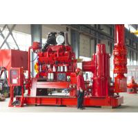 Quality Carbon Steel UL Listed Fire Pumps / 500 Gpm Jockey Diesel Fire Fighting Pumps for sale