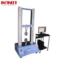 Wholesale Metal / Steel Wire Tester Electronic Universal Testing Machine for Lab from china suppliers