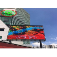 Wholesale Full Color commerical Led Message Display Advertising Trailer Outdoor led display from china suppliers