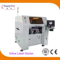 Wholesale High Accuracy 0.05mm PCB Labeling Machine Automatic Sticker Machine from china suppliers