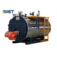 Wholesale Easy Operate Gas Fired Hot Water Boiler For Printing Industry 1.25MPa Working Pressure from china suppliers