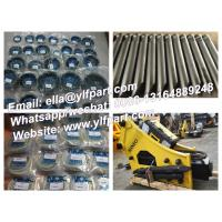 Wholesale Bobcat B850 B950 B1200 B1400 B1750  B1250 hydraulic hammer chisel tools rock breaker spare parts excavator parts supply from china suppliers