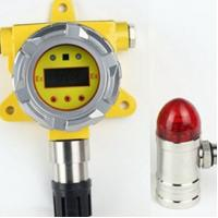 Wholesale Fixed ethylene gas detector with replaceable sensor and remote control,online monitor from china suppliers
