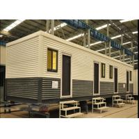 Wholesale 40FT Flat Pack House Of Prefabricated Factory Readymade Home ANT FP1502 from china suppliers