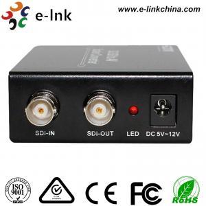 Wholesale SDI to AV Scaler CCTV Fiber Optic Converter 1 Port BNC SD / HD / 3G - SDI + 3 port CVBS 3G from china suppliers