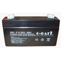Wholesale Solar System Deep Cycle UL 1.3AH 6 Volt Acid Battery from china suppliers