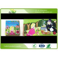 Wholesale Embossing Offset Printing Toddler Board Books with Perfect Binding Coated Paper from china suppliers