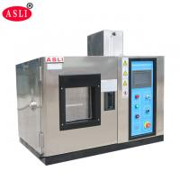 Wholesale Stainless Steel Desktop Temperature Humidity Chamber with LCD Display Screen from china suppliers