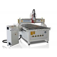 China Flat 3d Cnc Glass Engraving Machine , Horizontal Glass Etching Machine Thicker Square Tube Bed on sale