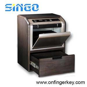 China Fingerprint Safe Box (UD0804) on sale