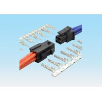 Wholesale 3.0mm Wire To Wire Connector Male And Female Mating Housing Black Color from china suppliers