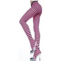 Wholesale Eco - Friendly Cute Striped Pantyhose Tights With Custom Size from china suppliers