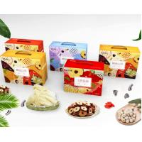 Wholesale Fashion Paper Food Packaging Box With Matt Lamination Surface Finishing from china suppliers