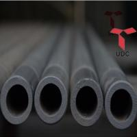 China Silicone Carbide Tiles Roller Tube Pipe High Fracture Strength No Deformation With Heat Resistance For Cookware Electric on sale