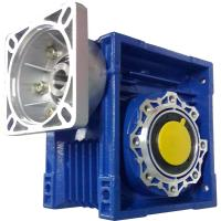 Wholesale Light Weight But Sturdy Electric Motor Speed Reducer Gear , Worm Wheel Gearbox from china suppliers
