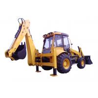 Wholesale LTXG Low price hydraulic 1m3 bucket backhoe loader AC and Joystick LG9200 from china suppliers