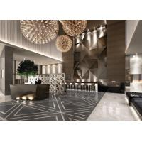Wholesale Contemporary Hotel Lobby Furniture Fabric Barstool With Bar Counter from china suppliers
