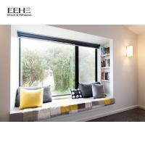 Buy cheap PVDF Aluminium Bay Windows / Australia Standard Aluminium French Windows from wholesalers