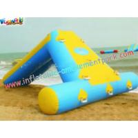China Kids Inflatable Water Toys durable commercial grade Inflatable Water Slide for Seaside on sale