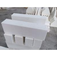 Wholesale Bulk Density 3.5 - 3.9 G/Cm3 Refractory Fire Bricks Fused Cast Refractory Anchor Brick from china suppliers