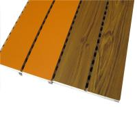 Wholesale Sound Proofing Wood Laminated Board Decorative Interior Wall Panels from china suppliers