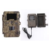 Wholesale New and best camouflage infrared trail camera and waterproof fast trigger deer game camera 720P trail camera with 36 LED from china suppliers