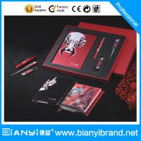 Wholesale Loose leaf notebook  gift set for promotional from china suppliers