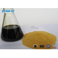 Wholesale Wastewater Treatment for Phosphorous Removal Ferric Sulphate Coagulant from china suppliers