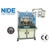 220v Power Electric Automatic Motor Winding Machine Double Stations 700kg