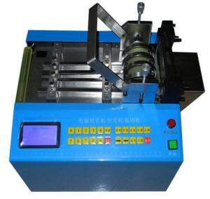 automatic Heat shrink tube cutting machine Lm-100(cold Cutter)