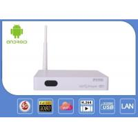 China IP2000  XBMC Android Smart IPTV Box Arabic  407 Channels Support U DISK on sale