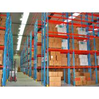 Buy cheap 5 Levels Strong Loading Support Heavy Duty Pallet Racking For Auto Parts Storage from wholesalers