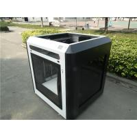 Wholesale Black Large FDM 3D Metal Printer Machine 750 * 600 * 750mm CE Approved from china suppliers