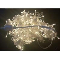 Wholesale 300 LED Curtain Lights Steady On Mode F5 Bulb With 2.0 Mm Clear Wire from china suppliers