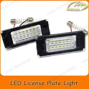 China [H02031]LED License Plate Light for MINI Cooper R56 on sale
