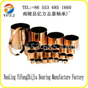 Buy cheap SF-1B Bronze Base Bearing Bronze Rolling Bearing Du Bushing from Wholesalers