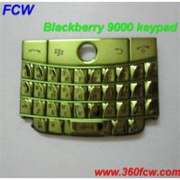 Wholesale Blackberry 9000 keypad from china suppliers